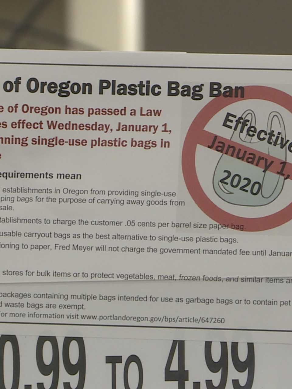 2020 Plastic Bag Ban Ktvl